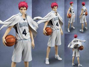 Kuroko-no-Basuke-Akashi-Seijuro-Kuroko-039-s-Basketball-Basket-1-8-Figure-18cm-NoBox