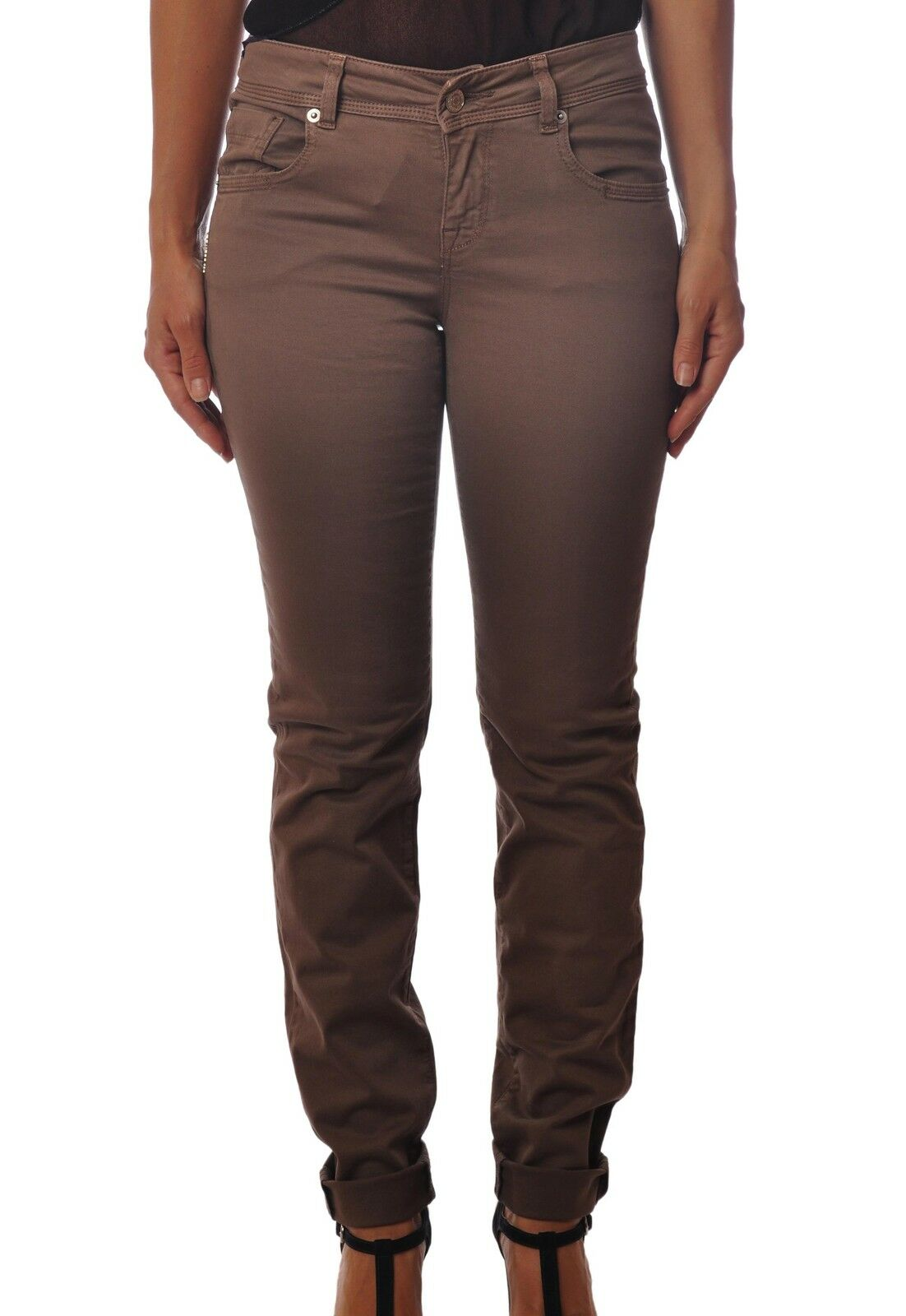 Latinò  -  Pants - Female - Brown - 3820829A182201