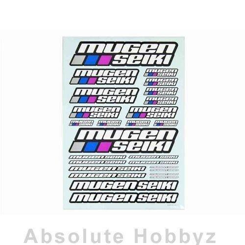 Mugen Seiki P0402 Decal Sheet Large