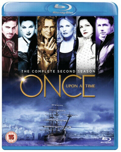 Once Upon a Time: The Complete Second Season [Regions 1,2,3] [Blu-ray] - DVD