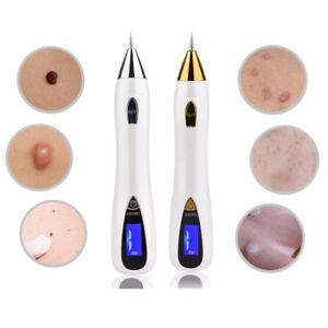 Electric Lcd Laser Freckle Mole Warts Dot Tattoo Eraser