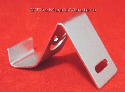 """Micro Mini Cell Phone Smartphone Display Stand Holder Cradle /""""Mean Smile/"""" Silver"""
