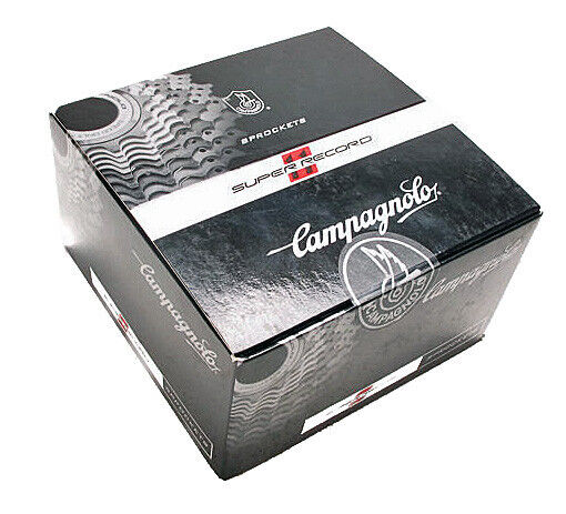 NEW 2018 Campagnolo SUPER RECORD  11 Ultra-Shift Cassette Fit Chorus Athena 12-25  100% free shipping