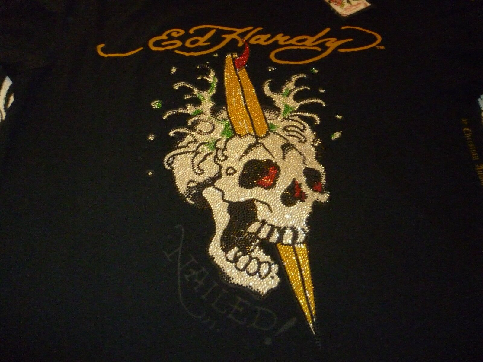 Ed Hardy Surf And Stone Shirt ( Size XL ) NEW