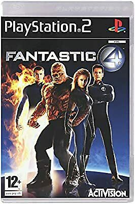 Fantastic Four (PS2), , Used; Very Good Game