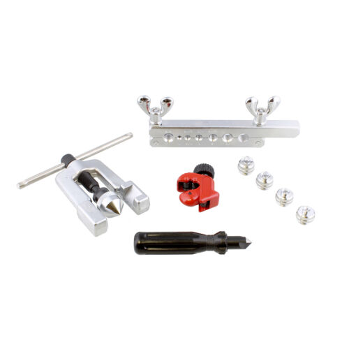 Tubing Bender /& Pipe Cutter ABNBubble Flare Tool /& Double Flaring Kit