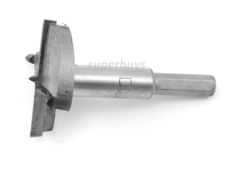 55mm Forstner Woodwork Bore Hole Saw Wood Cutter Drill Bit Press Lathe Hinge