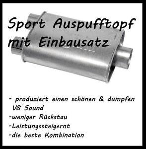 SPORT-AUSPUFFTOPF-Dodge-Ram-1500-2500-Bj-2009-2018-mit-doppel-Ausgang