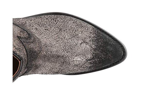 Nuevo En Caja Para Mujer Tamaño Frye Billy Short oro Metálico Pulido Tamaño Mujer 7 M MSRP  288 476067