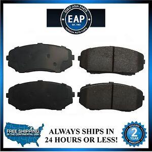 For 07-11 Edge 07-13 MKX 07-12 CX-7 07-14 CX-9 Front Ceramic Disc Brake Pad New