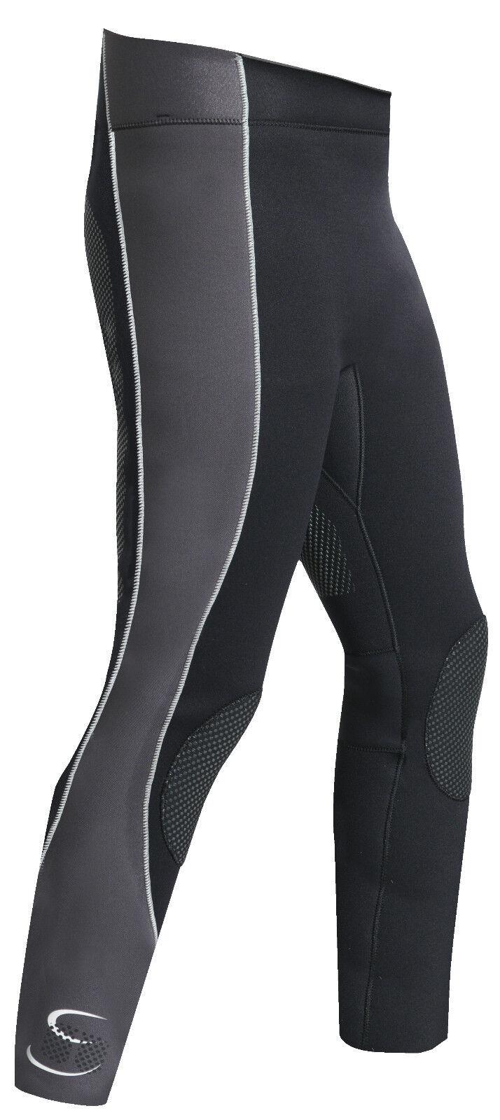 Nookie Strides Full Length -Neoprene Wetsuit Trousers Leg Kayak Canoe Sail SUP