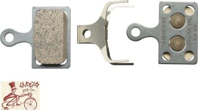 Shimano K04Ti Disc Brake Pads for Flat Mount BR-R9170 BR-RS505 BR-RS805