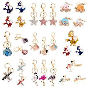 FT-KF-Fashion-Rhinestone-Crystal-Keyring-Charm-Pendant-Purse-Key-Ring-Keychain