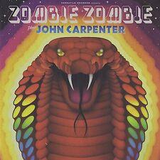 """NEW 12"""" / Zombie Zombie – Zombie Zombie Plays John Carpenter /  VER069"""