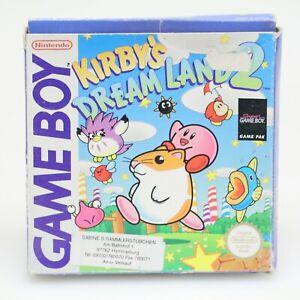 Kirby-039-s-Dream-Land-2-Nintendo-Game-Boy-juego-Gameboy-Classic-incl-caja-original