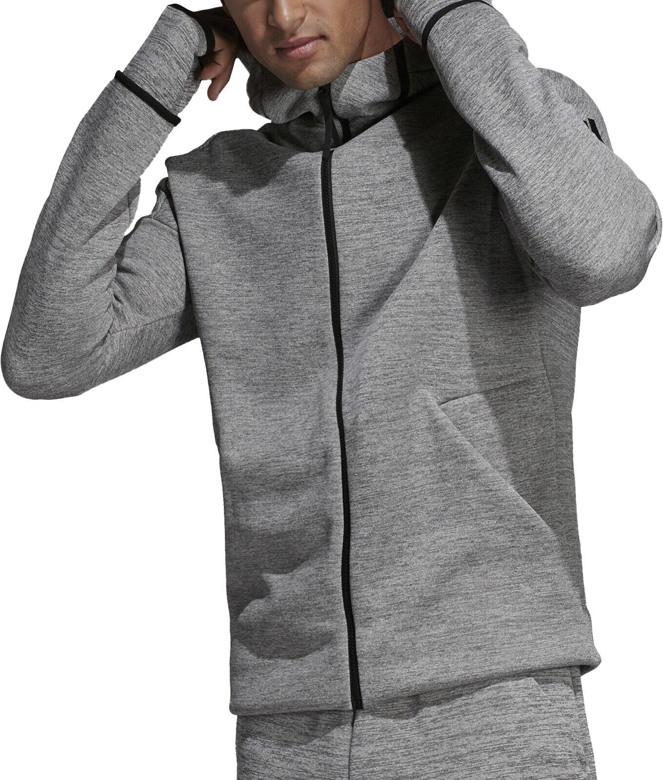 Adidas Z.N.E Fast Release Mens Hoody - grau  | Offizielle Webseite