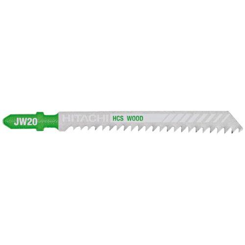Hitachi JW20 Wood Jigsaw Blades Pack of 5 Designed for Wood
