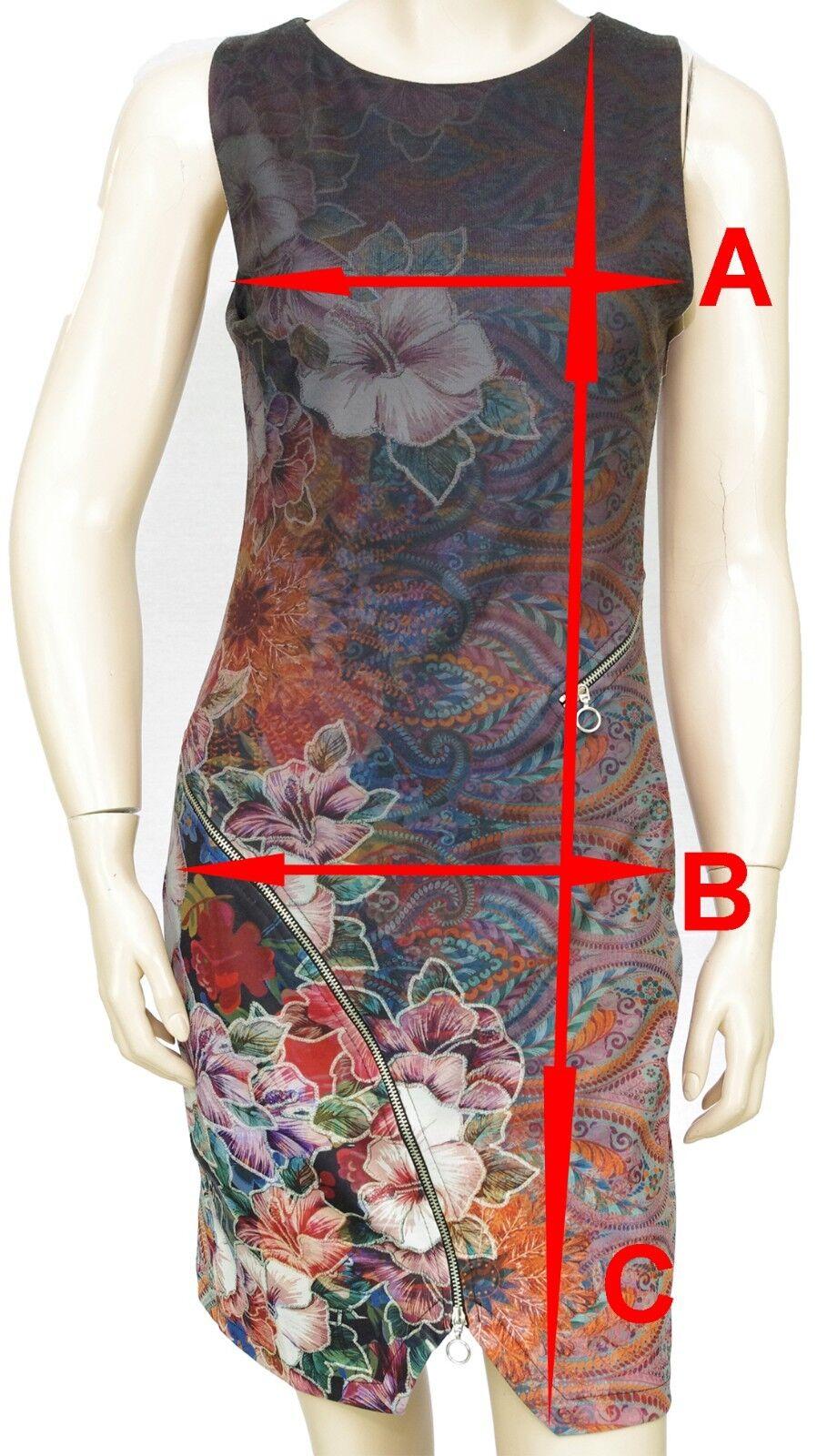Desigual Dress Vest Tormenta Black Woman 17 Wwvka 3 Colours 2000 Black Ebay