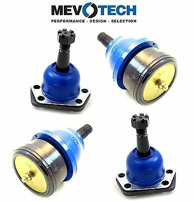 For Buick Cadillac Front Lower /& Upper Ball Joints Kit Mevotech MK5208 MK6145T