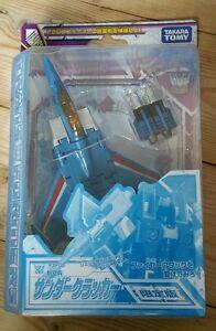 Takara Tomy Transformers Henkei Thundercracker Tout Neuf