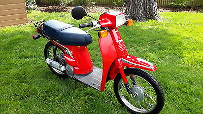 HONDA SH50 CITY EXPRESS SCOOTER MOPED 48 MILES FROM NEW