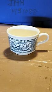 ROYAL-CURRIER-IVES-ROUND-HANDLE-COCOA-MUG-RARE-12-AVAILABLE