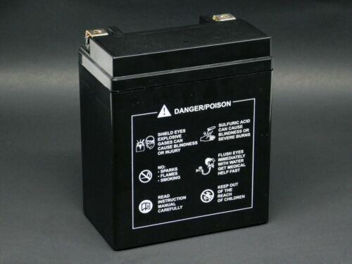 YB12A-A 12N12A-4A-1 12V GEL Battery 1990-1996 Kawasaki Vulcan EN500A EN450 454