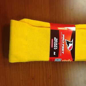 5b56b56c8 Athletic Pro Feet All Sport Tube Socks Baseball Soccer Softball ...