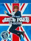 Austin Powers Collection Shagadelic E 0794043125010 Blu-ray Region a