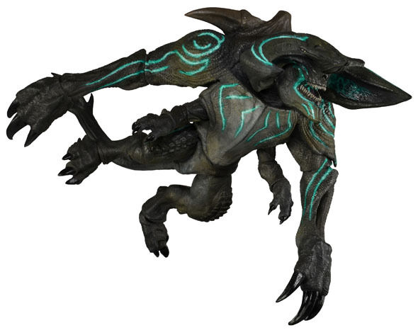 "Pacific Rim Kaiju Scunner Ultra Deluxe 7"" Action Figure NECA"