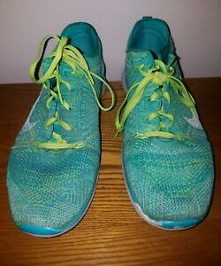 quality design f45f8 5684b Image is loading Nike-Free-TR-5-0-Flyknit-Women-039-