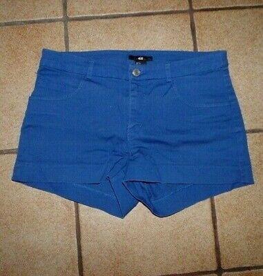 *h&m* Short W((neu)) Gr.36 Kornblumenblau