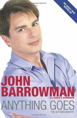 Anything Goes: The Autobiography By John Barrowman,Carole E. Ba .9781843173335