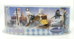 RARE-NIB-Disney-Store-Ratatouille-Figurine-Set