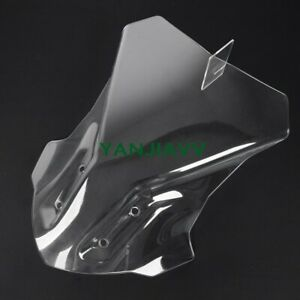 For-BMW-G310GS-2017-2018-2019-New-Motorcycle-Windscreen-Windshield-Double-Bubble