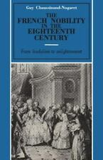 The French Nobility in the Eighteenth Century : From Feudalism to...