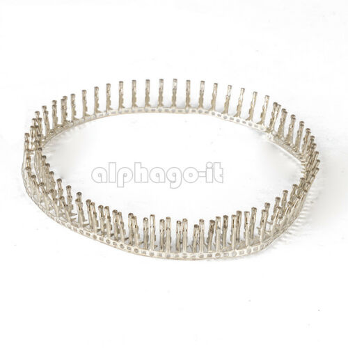 200PCS X Dupont Jumper Wire Cable Housing Female Pin Connector Terminal 2.54mm