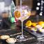 thumbnail 7 - Iridescent Gin Glasses Set of 2 Cocktail Glasses Barware Sets M&W