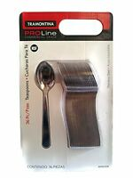 Tramontina Pro Line 36 Teaspoons Commercial Grade Stainless Steel (1, A), New, F on sale