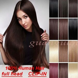 Cheap price 100 remy human hair extensions full head 100 real image is loading cheap price 100 remy human hair extensions full pmusecretfo Image collections