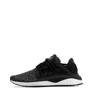 Puma Tsugi Netfit Evoknit Men s Running Style Lace Up Shoes in Black ... edfc468eb
