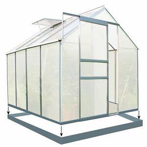 ZELSIUS-Premium-Aluminium-Gewaechshaus-6-mm-Verglasung-4-75m-mit-Stahlfundament