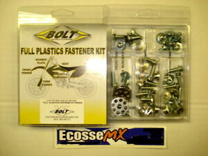 HONDA-CR150R-2007-2017-Plastic-Panel-Bolt-Kit-Motocross