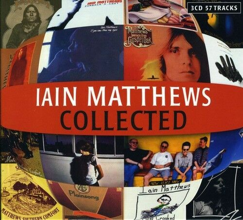 Ian Matthews - Collected [New CD] Holland - Import