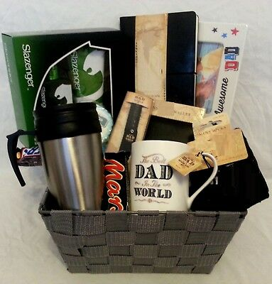Fathers Day Gift Hamper Men Gifts Birthday Father S Day Basket For Dad Christmas Ebay