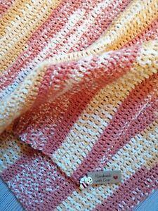 abbastanza Coperta lana copertina neonato regalo fatta a mano unico nascita NM76