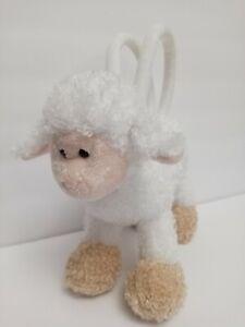 TY Lamb BAAABSY BAAAG Lamb Purse Beanie Baby 2006