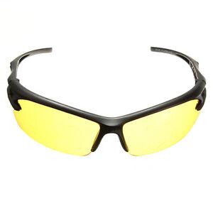 Image is loading Night-Vision-UV-400-Driving-Riding-Glasses-Sunglasses- acf52f893b4c