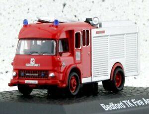 BEDFORD TK Fire Appliance - Firetruck - Atlas 1:72