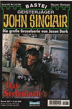 JOHN SINCLAIR ROMAN Nr. 987 - Das Seelenloch - Jason Dark - 1. Auflage